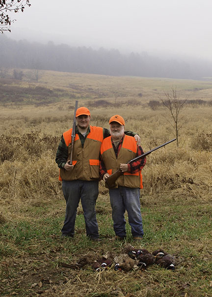 Thank you Dan! We had a blast. We will be sure to be seeing you more often. Good luck hunting! Hunter S.